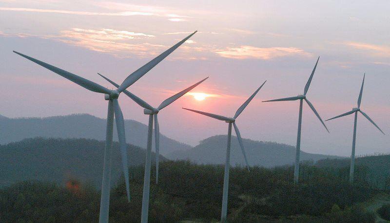 NTC Wind Energy History
