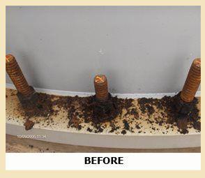 bolt restoration NTC