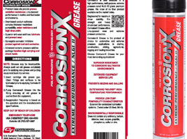 CorrosionX distributor